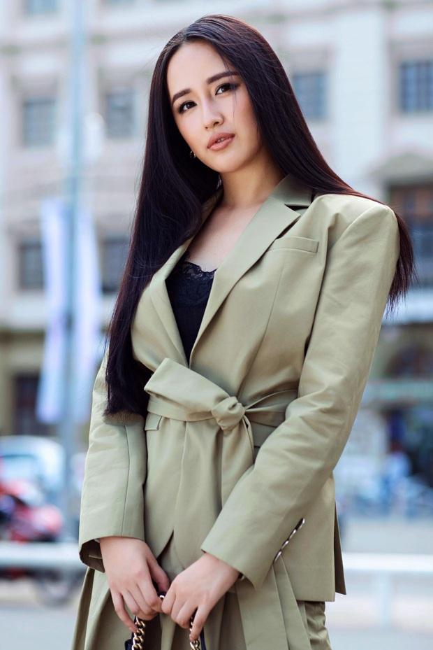 Hoa hậu Mai Phương Thuý thời học cấp 3: Chiều cao khủng, nhan sắc mộc mạc ngố tàu, info được truy tìm nhiều nhất trên các diễn đàn trường Phan - Ảnh 9.