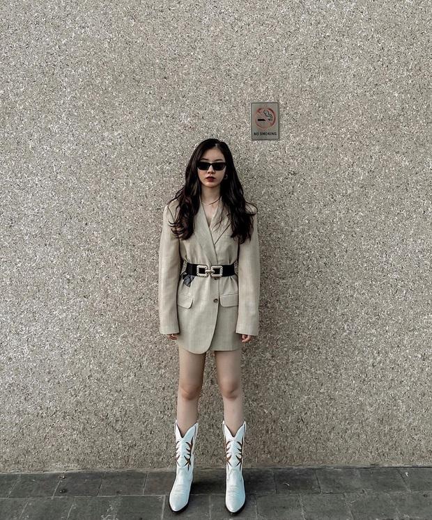 Thêm một hot girl đồ si đa, quần áo có chiếc chỉ 10k mà khí chất tung trời - Ảnh 5.