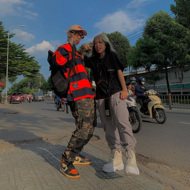 Loạt khoảnh khắc tình bể bình của Tlinh và MCK, vựa cẩu lương chất lượng cao đến từ làng rap Việt - Ảnh 5.