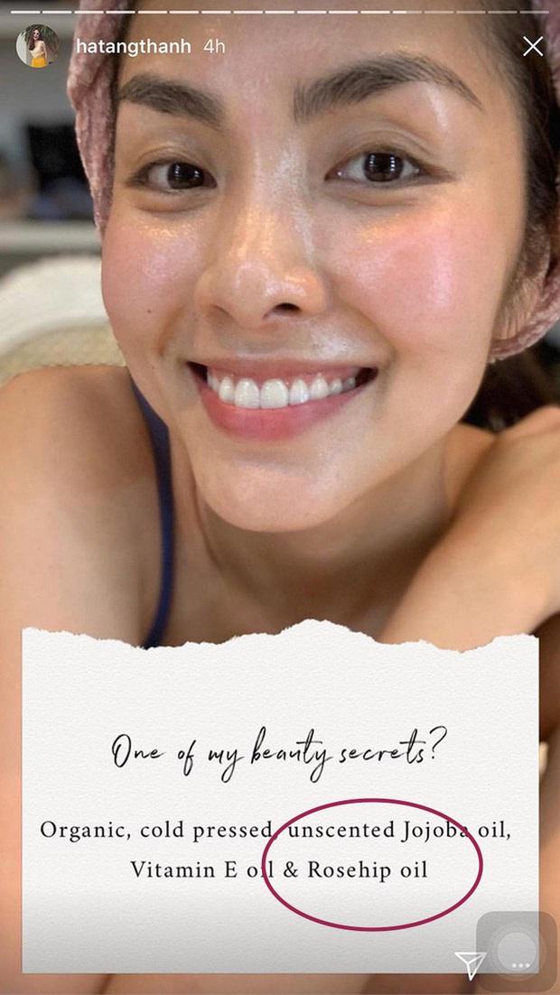 Muốn da đẹp như Hà Tăng thì nên dùng dầu nụ tầm xuân và đây là 5 ứng viên xịn sò dành cho bạn  - Ảnh 2.