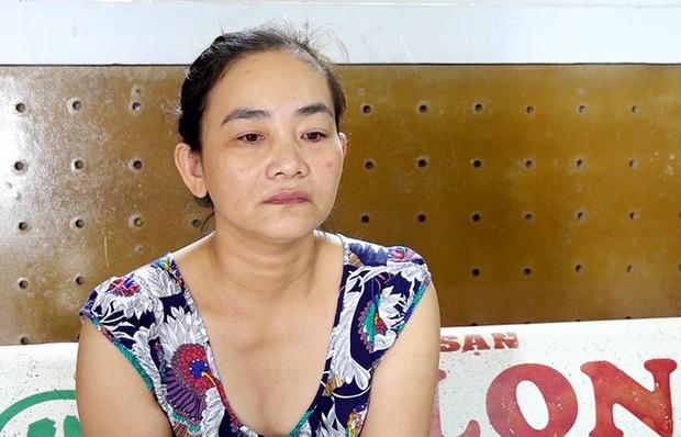 Khởi tố nữ quái giật vé số của cụ bà U70 - Ảnh 1.