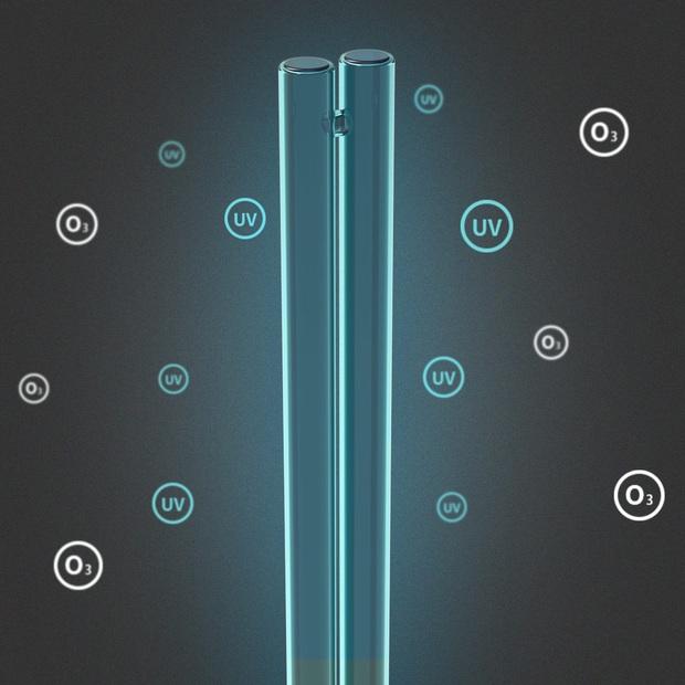 Xiaomi tiếp tục ra mắt đèn diệt virus với mức giá chỉ hơn 200.000 đồng - Ảnh 5.