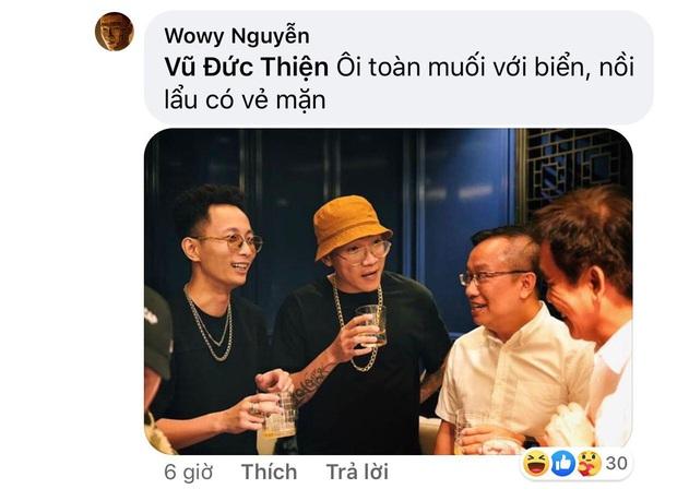 Rhymastic thừa nhận có đánh nhau kín với Wowy trên sân khấu Rap Việt - Ảnh 6.
