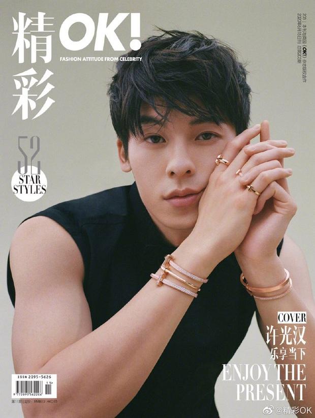 Dân mạng đào lại nhan sắc nam chính Muốn Gặp Anh: Đẹp kiểu trai Hàn, được ưu ái gọi là Gong Yoo Đài Loan? - Ảnh 9.