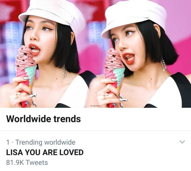 Lisa bị công kích sau màn comeback của BLACKPINK, fan bảo vệ nói lời yêu thương nhưng ẩn sau là mâu thuẫn nội bộ sâu sắc? - Ảnh 4.