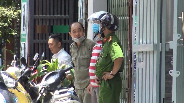 Công an thông tin vụ thi thể bé sơ sinh trong vali ở phòng trọ Sài Gòn - Ảnh 1.