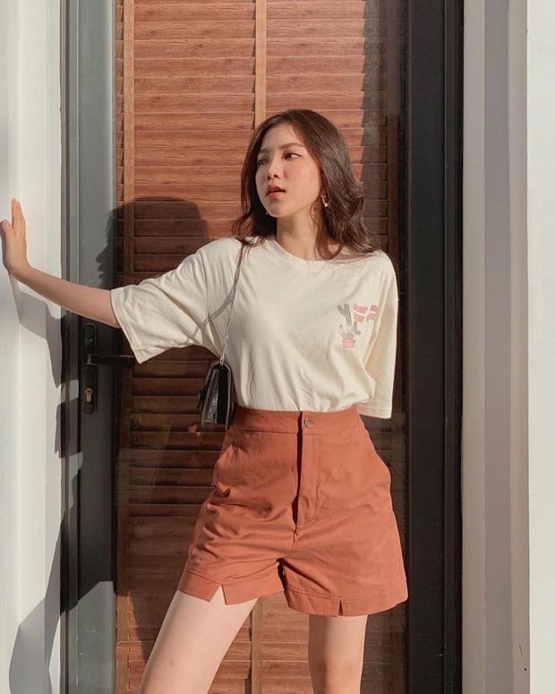 8 cách diện áo phông xinh xẻo từ các mỹ nhân Hoa - Hàn kèm chỗ mua ngon nghẻ để bạn sắm sửa cho mùa tựu trường - Ảnh 15.