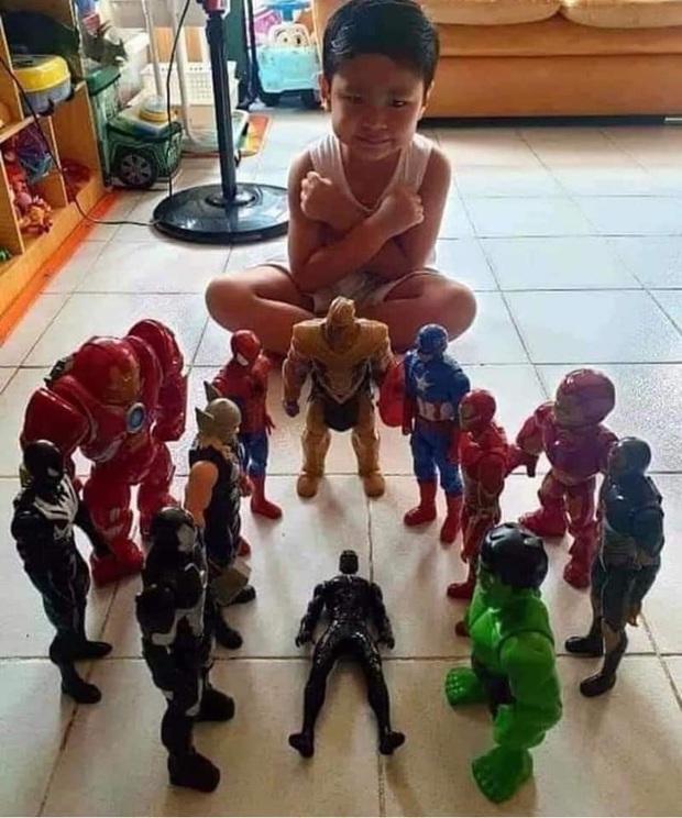 Không chỉ người lớn, trẻ em trên toàn thế giới cũng nghẹn ngào vì mất đi siêu anh hùng Black Panther Chadwick Boseman - Ảnh 6.