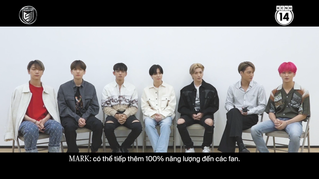 Phỏng vấn SuperM: Lucas bất ngờ vì các thành viên đều quá đẹp trai, Kai sốc khi lần đầu trong đời thấy Baekhyun cao bằng mình! - Ảnh 5.