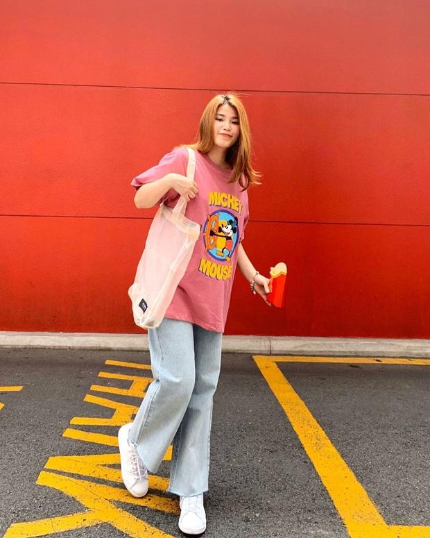 8 cách diện áo phông xinh xẻo từ các mỹ nhân Hoa - Hàn kèm chỗ mua ngon nghẻ để bạn sắm sửa cho mùa tựu trường - Ảnh 9.