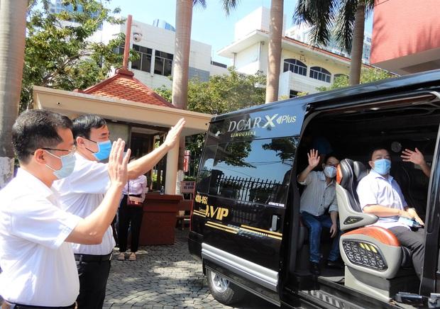 Đoàn y bác sĩ Bệnh viện Chợ Rẫy hoàn thành nhiệm vụ, chia tay Đà Nẵng sau 1 tháng hỗ trợ chống dịch - Ảnh 3.