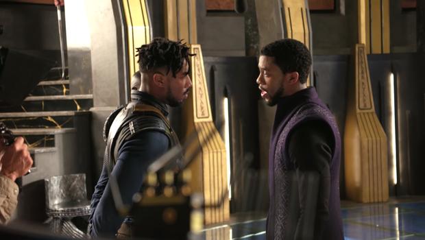 Đại gia đình Marvel đăng clip tưởng nhớ Báo Đen Chadwick Boseman: Anh xứng đáng đội vương miện như một vị vua đức hạnh - Ảnh 7.