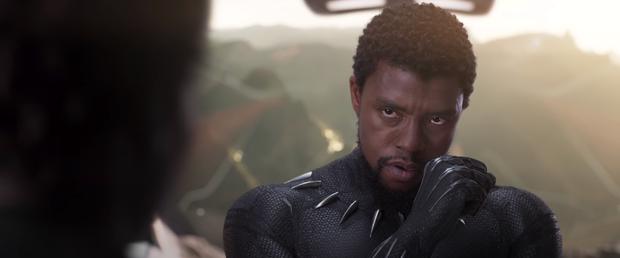 Đại gia đình Marvel đăng clip tưởng nhớ Báo Đen Chadwick Boseman: Anh xứng đáng đội vương miện như một vị vua đức hạnh - Ảnh 4.