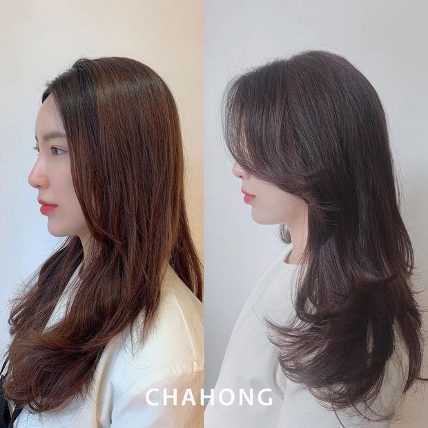 Kém xinh là do chưa chọn được tóc mái phù hợp mà thôi: 11 bức hình cho thấy tóc mái cứu visual tài tình ra sao - Ảnh 5.