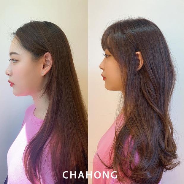 Kém xinh là do chưa chọn được tóc mái phù hợp mà thôi: 11 bức hình cho thấy tóc mái cứu visual tài tình ra sao - Ảnh 1.