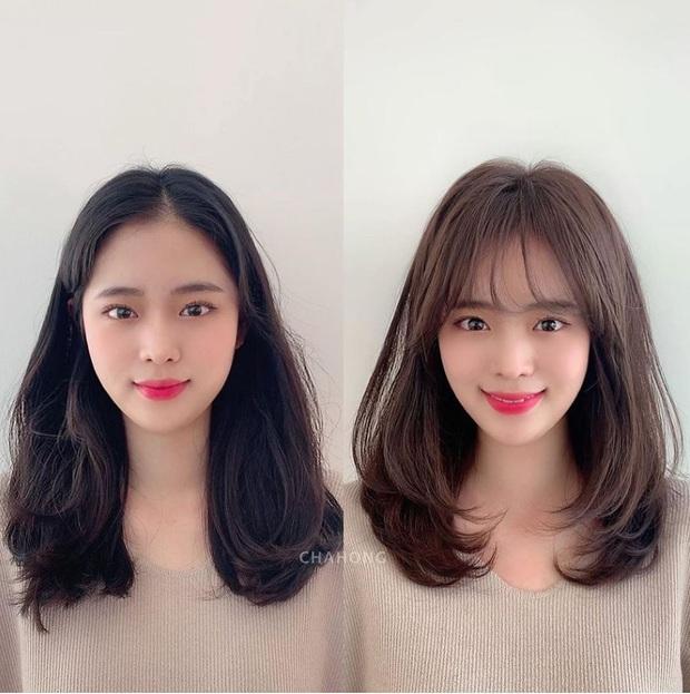 Kém xinh là do chưa chọn được tóc mái phù hợp mà thôi: 11 bức hình cho thấy tóc mái cứu visual tài tình ra sao - Ảnh 8.