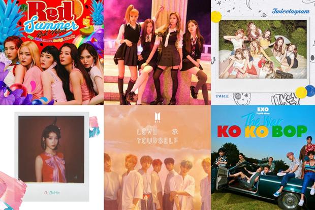 Những hit Kpop chứng minh 2017 là đỉnh nhất: BTS và Red Velvet góp tới 2 bài, BLACKPINK không thiếu nhưng đàn em EXO mới gây bất ngờ - Ảnh 1.
