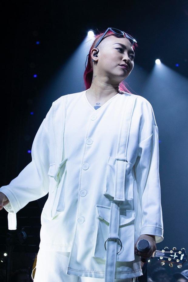 Kimmese bất ngờ chỉ trích King Of Rap cắt ghép chiêu trò, vì áp lực ratings mà làm giảm chất lượng thí sinh khi lên sóng? - Ảnh 3.