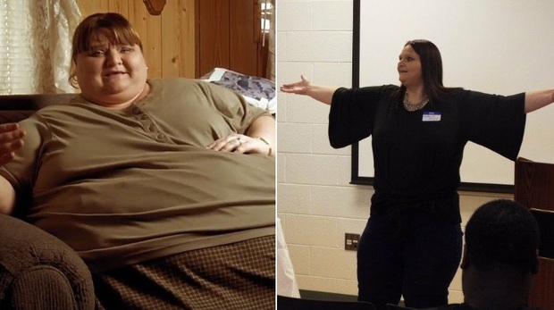 Màn lột xác ngoạn mục của những nhân vật nặng đô nhất từng tham gia show thực tế đình đám nước Mỹ: Sống với cơ thể 270kg - Ảnh 2.