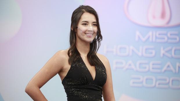 Tân Hoa hậu Hong Kong vừa đăng quang đã gây tranh cãi: Nhan sắc tựa Địch Lệ Nhiệt Ba nhưng chiều cao lại quá khiêm tốn - Ảnh 13.