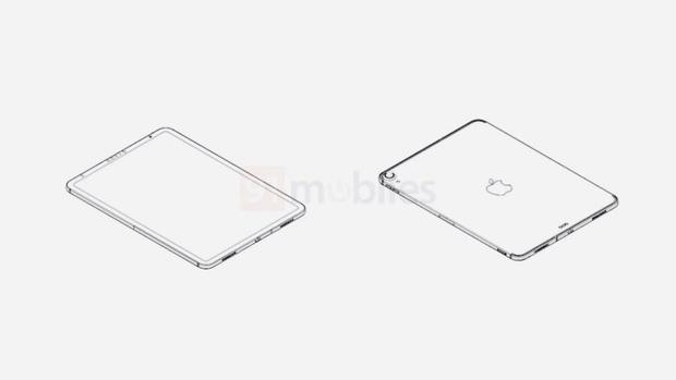Rò rỉ bản vẽ iPad Air 4 sắp ra mắt của Apple - Ảnh 2.