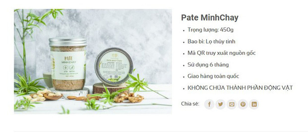 Vụ Pate Minh Chay chứa độc tố: Cảnh báo 1.290 khách hàng ở TP.HCM - Ảnh 1.