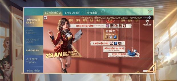 Liên Quân Mobile: Chỉ cần đăng nhập, game thủ sẽ được nhận ngay 1 trong 5 tướng miễn phí - Ảnh 4.