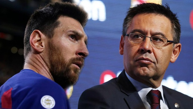 Có vẻ Messi đã tính sai về 700 triệu euro, và bây giờ rơi vào thế tiến thoái lưỡng nan - Ảnh 3.