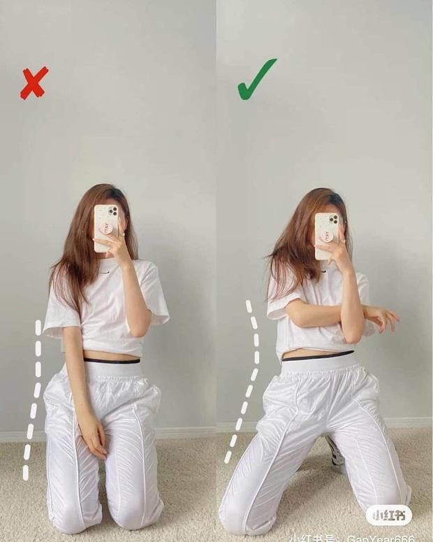 Cứ chụp hình là thần thái lại bay biến sạch, dáng cũng lùn đi một mẩu là do bạn chưa biết cách pose chuẩn chỉnh - Ảnh 5.