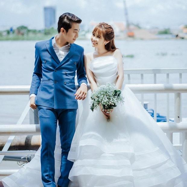 Điểm danh những cặp vợ chồng thập toàn thập mỹ của làng game Việt: fan đông, giàu có... lại rất xứng đôi vừa lứa! - Ảnh 4.