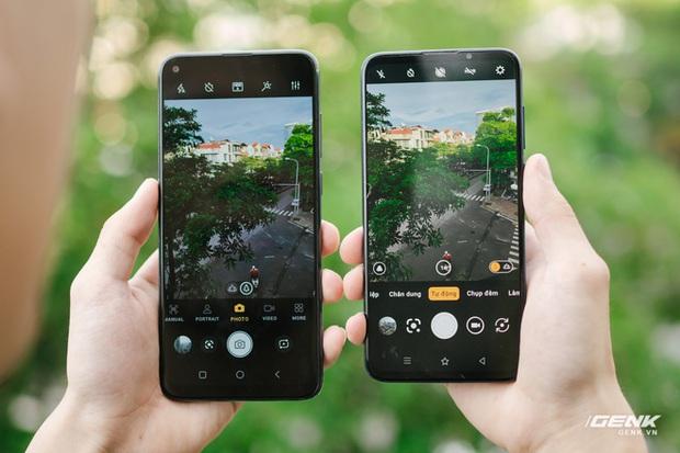 So sánh Vsmart Live 4 và Vsmart Live: Smartphone Make in Vietnam 100% có gì hơn? - Ảnh 7.