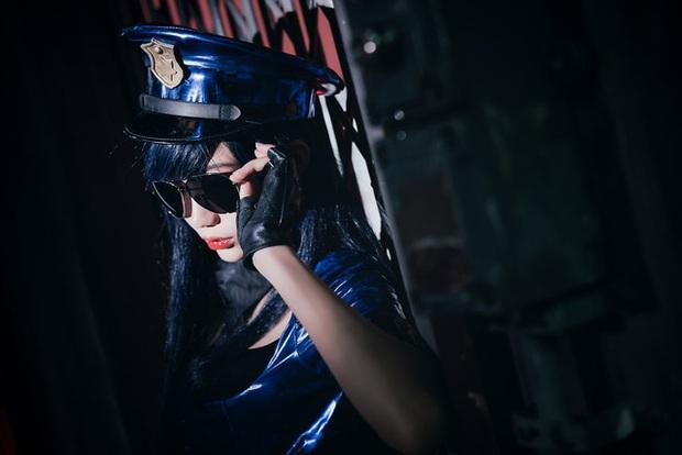 Rụng tim với bộ ảnh cosplay Caitlyn xinh như mộng, nhìn là muốn tan chảy - Ảnh 9.