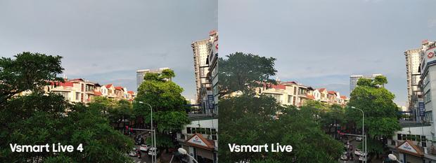 So sánh Vsmart Live 4 và Vsmart Live: Smartphone Make in Vietnam 100% có gì hơn? - Ảnh 9.