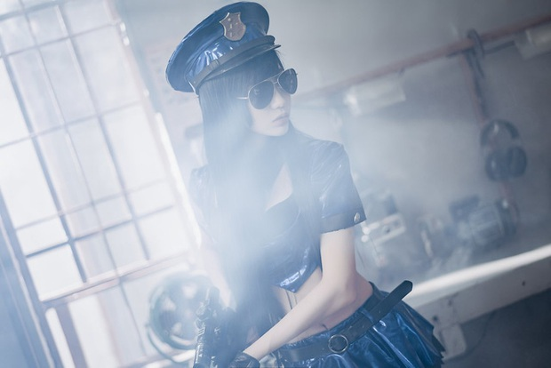 Rụng tim với bộ ảnh cosplay Caitlyn xinh như mộng, nhìn là muốn tan chảy - Ảnh 10.