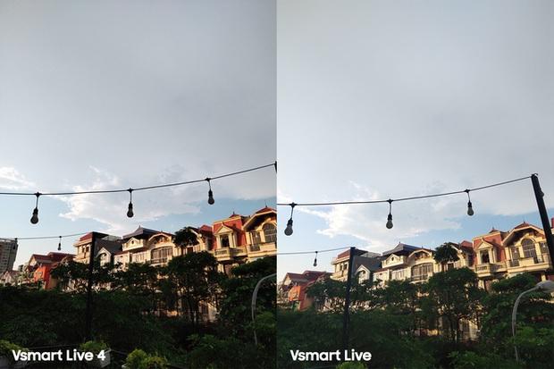 So sánh Vsmart Live 4 và Vsmart Live: Smartphone Make in Vietnam 100% có gì hơn? - Ảnh 10.