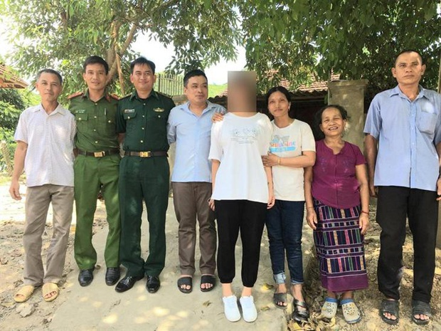 Giải cứu thiếu nữ sau 9 năm bị lừa bán sang Trung Quốc - Ảnh 1.