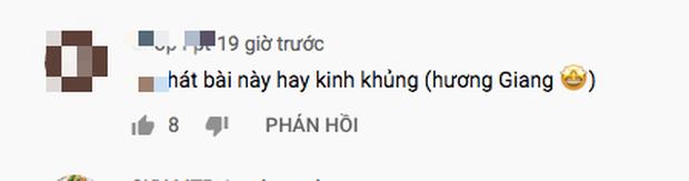 Ngẫu hứng hát nhạc Cách mạng được Hoà Minzy khen hay, Hương Giang tự tin: Không hát thì thôi chứ hát là đâu vào đấy - Ảnh 5.