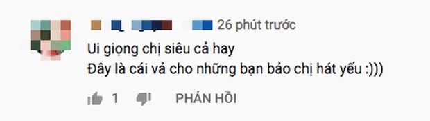 Ngẫu hứng hát nhạc Cách mạng được Hoà Minzy khen hay, Hương Giang tự tin: Không hát thì thôi chứ hát là đâu vào đấy - Ảnh 6.