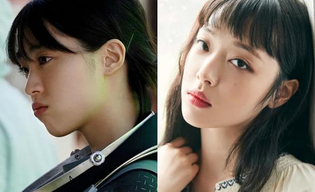 Diễn viên tân binh gây lú vì giống cả vườn hoa Kbiz: Có hết nét đẹp của nữ thần Sulli, Eunjung chưa đủ, giờ đến cả nam thần Kpop - Ảnh 5.