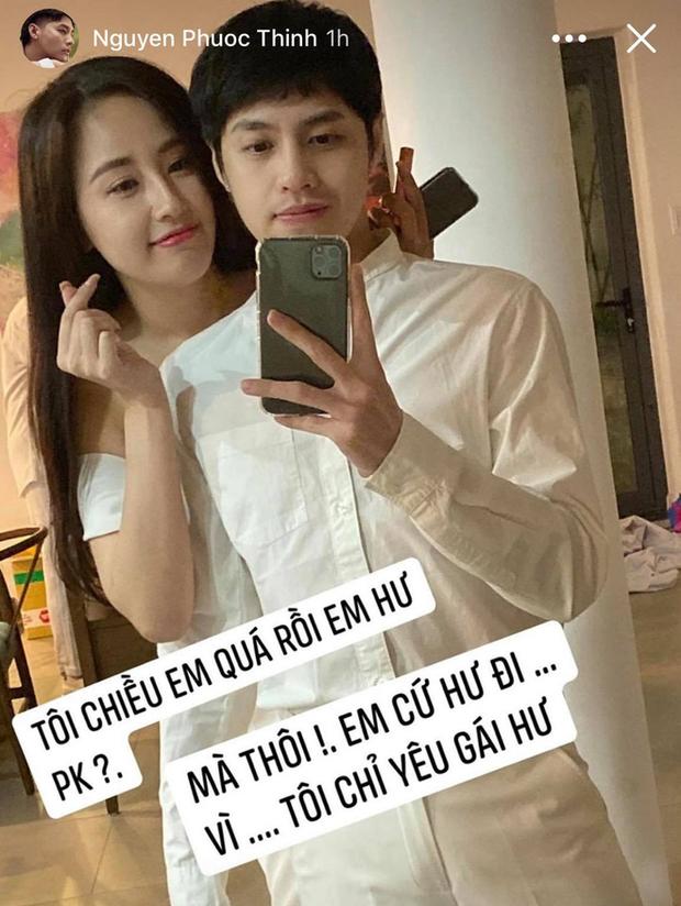 Đang vướng tin đồn tình ái với Mai Phương Thuý, Noo Phước Thịnh đã thả thính sắp cưới vợ? - Ảnh 5.
