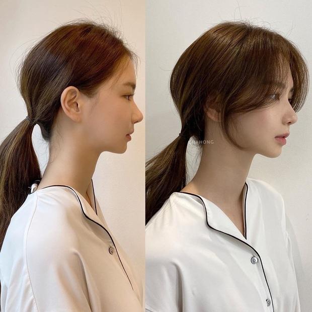 Kém xinh là do chưa chọn được tóc mái phù hợp mà thôi: 11 bức hình cho thấy tóc mái cứu visual tài tình ra sao - Ảnh 10.