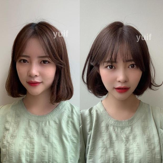 Kém xinh là do chưa chọn được tóc mái phù hợp mà thôi: 11 bức hình cho thấy tóc mái cứu visual tài tình ra sao - Ảnh 7.