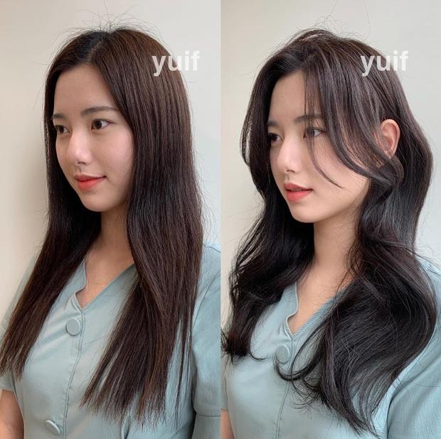 Kém xinh là do chưa chọn được tóc mái phù hợp mà thôi: 11 bức hình cho thấy tóc mái cứu visual tài tình ra sao - Ảnh 2.