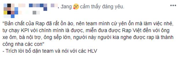 Ekip Rap Việt muốn đưa rap đến gần với ông xe ôm, bà nội trợ, Rhymastic tâm đắc lấy luôn câu này làm đề bài cho thí sinh? - Ảnh 2.