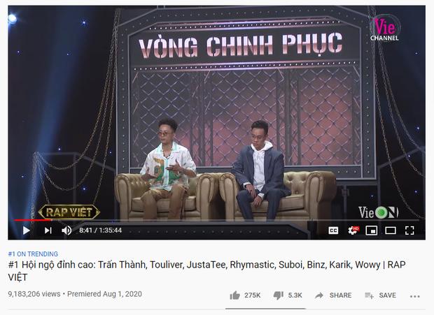 Ekip Rap Việt muốn đưa rap đến gần với ông xe ôm, bà nội trợ, Rhymastic tâm đắc lấy luôn câu này làm đề bài cho thí sinh? - Ảnh 4.