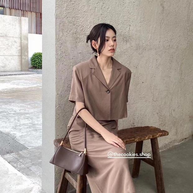 Nhìn Seo Ye Ji ăn diện khoe eo nhỏ siêu thực, các nàng cũng tăm tia được ngay set đồ matching tôn eo hack dáng - Ảnh 4.