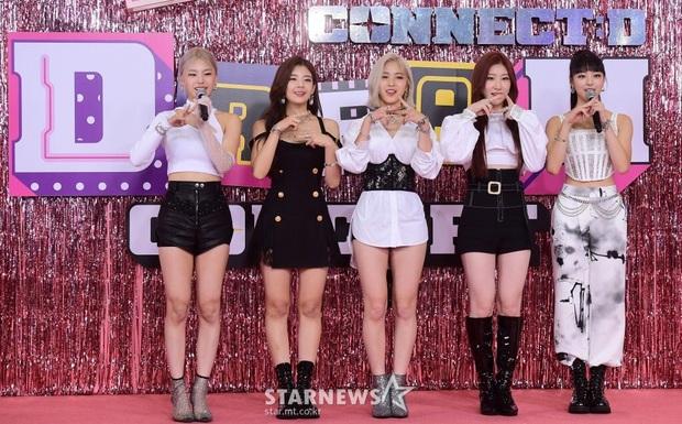 """Diện váy na ná Park Min Young, Lia (ITZY) mix đồ ngầu hẳn nhưng liệu có sang xịn hơn nữ hoàng """"dao kéo""""? - Ảnh 2."""