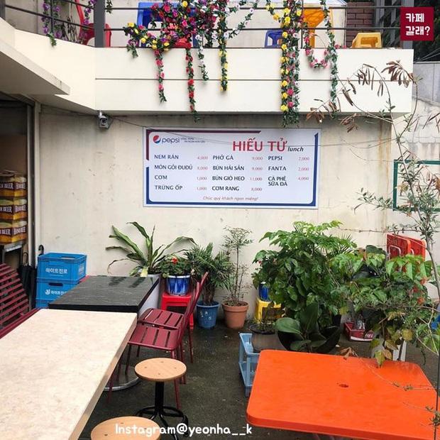 Một quán nhậu ở Seoul (Hàn Quốc) y hệt phố Tây Tạ Hiện từ A tới Z: Bàn ghế nhựa, đồ nhắm, kiểu gì cũng tưởng ở Việt Nam - Ảnh 4.