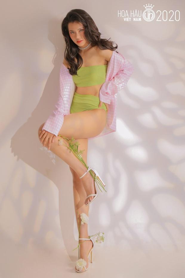 Những cái tên mới của Hoa hậu Việt Nam 2020 nhập hội đường đua bikini, ai cũng rất gì và này nọ - Ảnh 16.