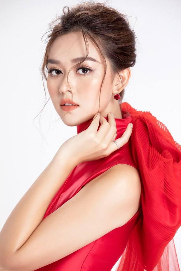 Lương Thuỳ Linh cùng 2 Á hậu kỷ niệm 1 năm đăng quang Miss World Việt Nam: Top 3 nay đã thay đổi ra sao? - Ảnh 14.
